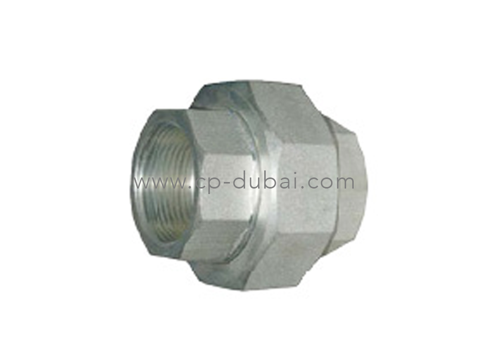 Union weld female centre point hydraulic