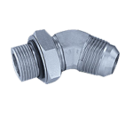 JIC to SAE 45° Elbow Adapter Supplier in Dubai | Centre Point Hydraulic