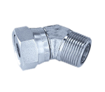 ORFS Swivel 45° Connector Supplier in Dubai | Centre Point Hydraulic