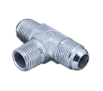 JIC to NPT Branch Tee Adapters Supplier in Dubai | Centre Point Hydraulic