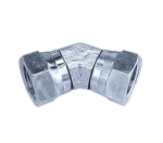 JIC Female 45° Swivel Connectors Supplier | Centre Point Hydraulic