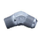 JIC to BSPT 45° Elbow Adapters Supplier | Centre Point Hydraulic