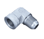 JIC Male Female 90° Elbow Adapters Supplier | Centre Point Hydraulic