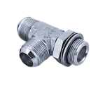 JIC to Metric Run Tee Adapters Supplier in Dubai | Centre Point Hydraulic
