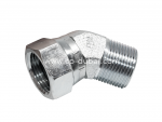 BSP Swivel Male 45° Elbow | Hydraulic Adapters | Centre Point Hydraulic
