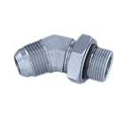 JIC to Metric 45° Elbow Adapter Supplier in Dubai | Centre Point Hydraulic