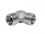DIN Union Elbow Adapter Supplier in Dubai | Centre Point Hydraulic