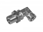 DIN Bulkhead Elbow Unions Supplier in Dubai | Centre Point Hydraulic