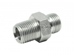 Male Stud Connector BSPT | Hydraulic Adapters | Centre Point Hydraulic