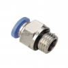 BSP Male Pneumatic Fittings Suppliers | Centre Point Hydraulic