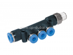 NPT Male Multi Union Supplier | Centre Point Hydraulic