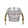 Camlock Coupling Type D Coupler Supplier | Centre Point Hydraulic