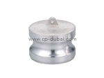 Camlock Coupling Type DP Plug Supplier in Dubai | Centre Point Hydraulic