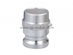 Camlock Coupling Type F Adapters Supplier in Dubai | Centre Point Hydraulic