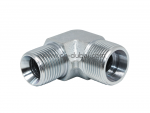 90° Elbow Connector m Metric X m BSPT
