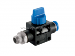 Pneumatic Plastic Hand Valve Supplier | Centre Point Hydraulic