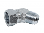 JIC 45° Swivel Connector Supplier in Dubai | Centre Point Hydraulic