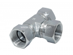JIC Swivel Female Tee Adapter Supplier in Dubai | Centre Point Hydraulic