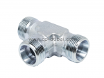 DIN Union Tee Adapters Supplier in Dubai | Centre Point Hydraulic