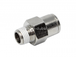 Metal BSP Male Metal Push to Connect Fittings | Centre Point Hydraulic
