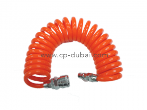 Spiral Tube with Coupling Supplier | Centre Point Hydraulic