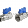 Forged Brass Mini Ball Valve Supplier | Centre Point Hydraulic