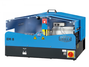 Uniflex® Hose Cutting Machine EM8 P Supplier | Centre Point Hydraulic