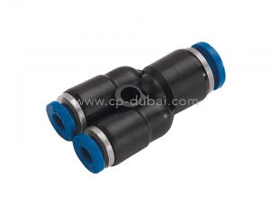 Union Y Plastic Push-in Fittings Supplier | Centre Point Hydraulic