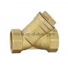 Brass Strainer | Available with Centre Point Hydraulic in Dubai