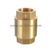 Brass Vertical Check Valve Supplier | Centre Point Hydraulic