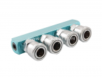 Inline Air Splitter Quick Coupler Supplier | Centre Point Hydraulic