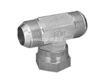 JIC Swivel Branch Tee Connectors Supplier | Centre Point Hydraulic