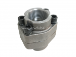 NPT Threaded Double Flange Supplier in Dubai | Centre Point Hydraulic